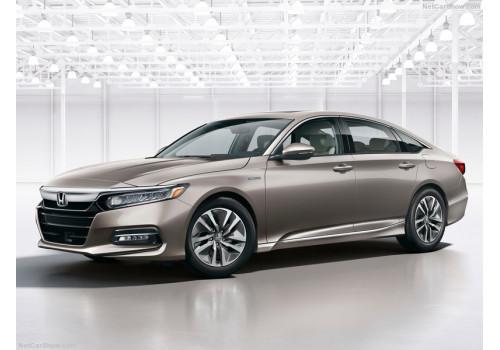 10th generation Honda Accord breaks cover   CarTrade.com