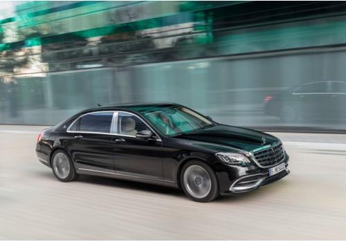 2017 Mercedes-Maybach S-Class reaches European dealerships   CarTrade.com