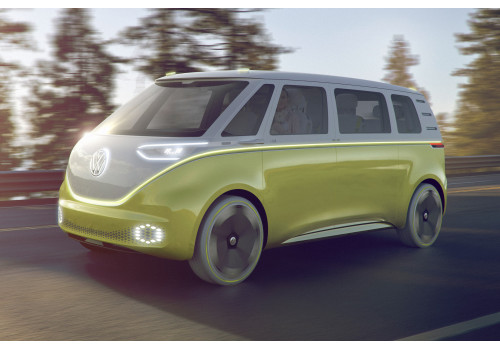 Volkswagen ID Buzz to go into production | CarTrade.com