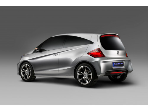 Honda S New Small Car Is Being Looked At As A Strategic Model That Will Enable The Company To Gain Much Wanted Foothold In Indian Market Which