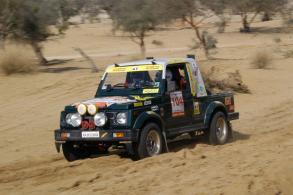 11th edition of Maruti Suzuki Desert Storm rally to kick start on February 18, 2013 | CarTrade.com