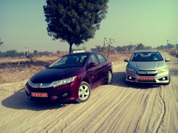 Diesel sedan comparison - Ford Fiesta Vs Honda City | CarTrade.com