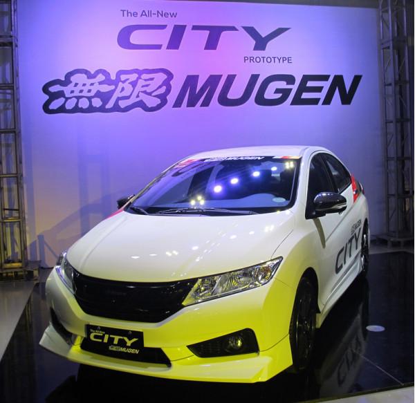 2014 Honda City Mugen debuts globally in Philippines  | CarTrade.com