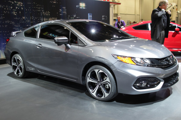 2014 Honda Civic to get a 1.6L i-DTEC engine | CarTrade.com