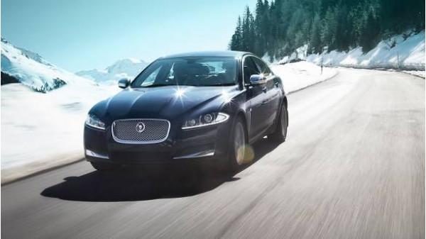 2014 Jaguar XF launched in India   CarTrade.com
