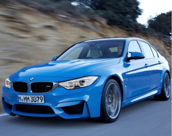 2014 editions of BMW M3 Saloon and M4 Coupe officially unveiled | CarTrade.com