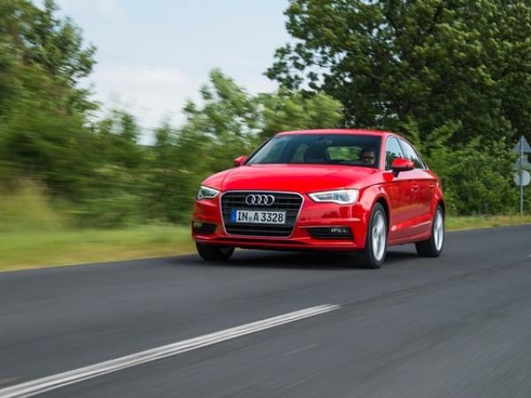 2015 Audi A3 sedan gets top ratings in US crash test | CarTrade.com
