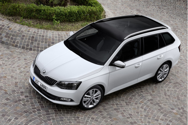 Skoda begins production for 2015 Fabia Estate   CarTrade.com