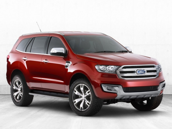 2015 Ford Endeavour India launch likely by next year | CarTrade.com