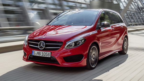 Updated version of Mercedes Benz B-Class launched in India | CarTrade.com