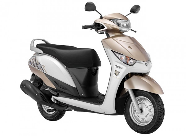2015 Yamaha Alpha, Ray and Ray Z launched with improved mileage  | CarTrade.com