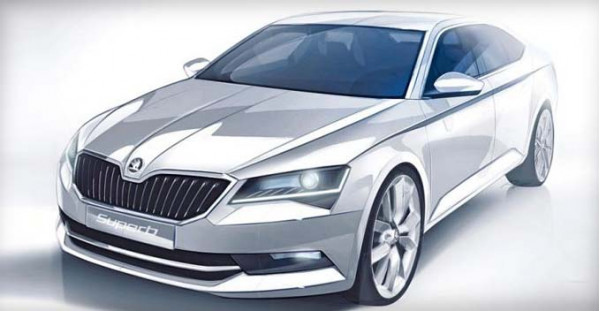 Features to look out for in the third generation Skoda Superb | CarTrade.com