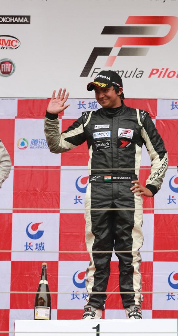 5 times National Karting Champion, Parth Ghorpade claims victory at 2012 Formula Pilota Championship  | CarTrade.com