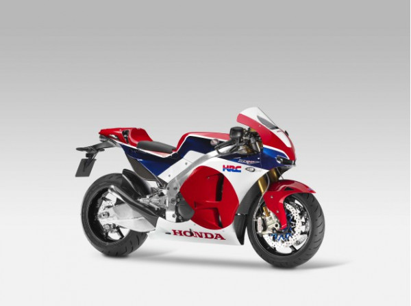 A legal on-road Sports Bike - Honda RCV213V-S Prototype launched | CarTrade.com