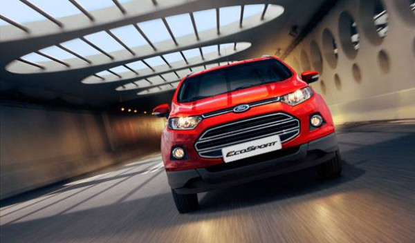 Accessories Adorning The Ford Ecosport Cartrade