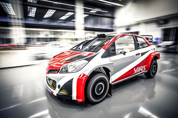 After 18 years of absence, Toyota shall make its presence felt at World Rally Championship in 2017 | CarTrade.com