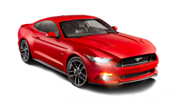 After 50 years, Ford Mustang finally available in overseas market | CarTrade.com