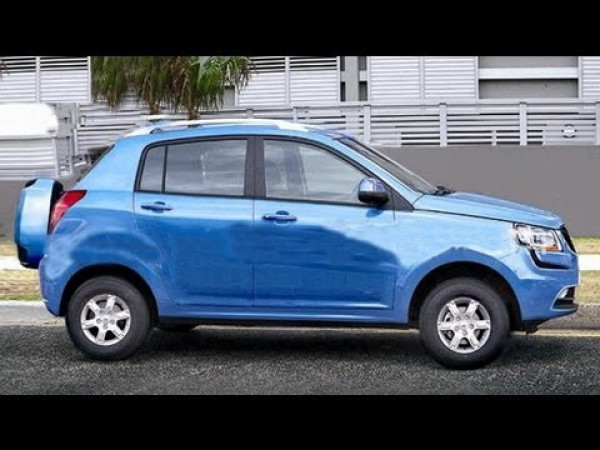 All-new Mahindra S101 expected to be launched by 2014 | CarTrade.com
