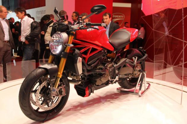 Amazing bikes displayed at EICMA 2013