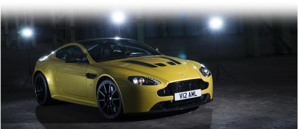 And the Most Elegant Car of 2014 Award Goes to Aston Martin V12 Vantage S | CarTrade.com