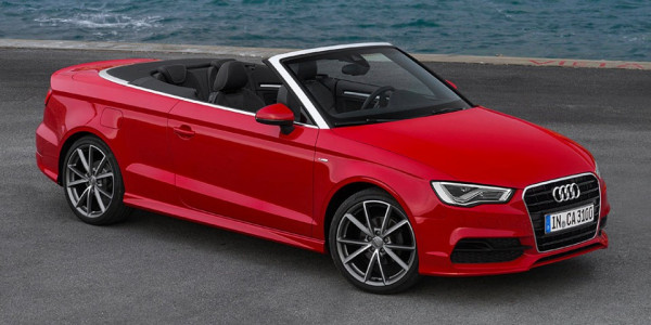 Audi A3 Cabriolet launching soon | CarTrade.com