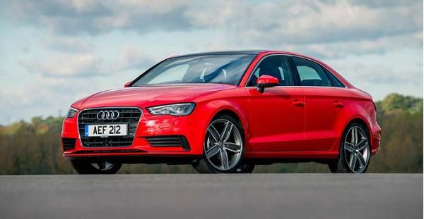Audi A3 sedan launching in August | CarTrade.com