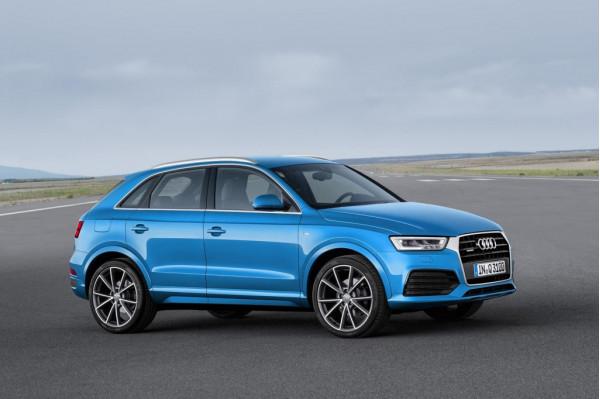 India-bound 2015 Audi Q3 facelift revealed | CarTrade.com