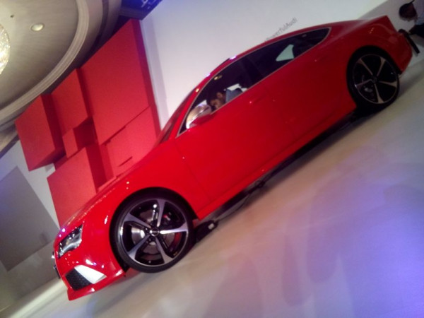 Audi RS 7 to be launched today
