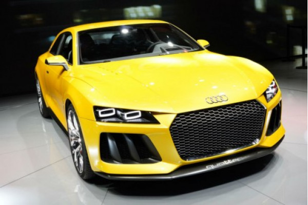 Audi Sports Quattro Concept to feature laser lights | CarTrade.com