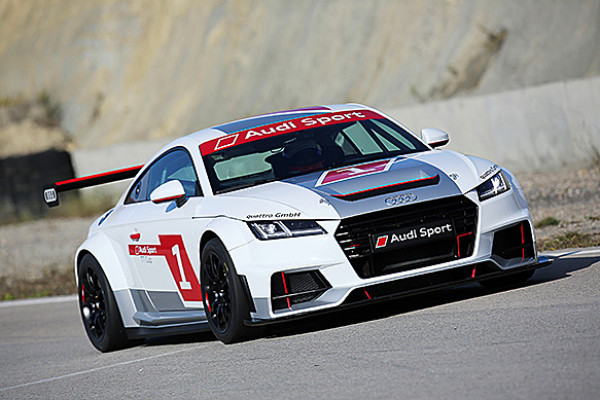 Audi all set to launch its Audi Sport TT Cup Racing Series for 2015 | CarTrade.com