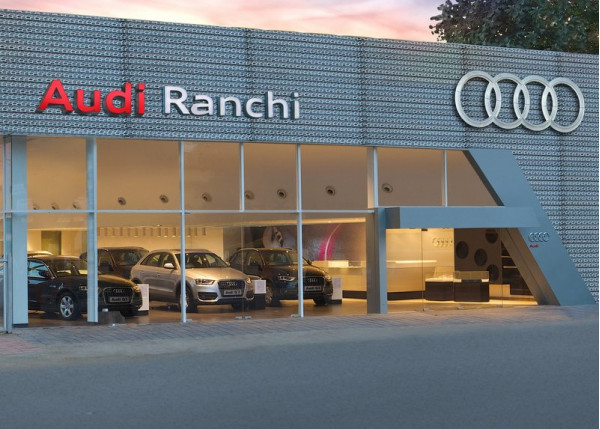 Audi inaugurates new dealership outlet in Ranchi | CarTrade.com