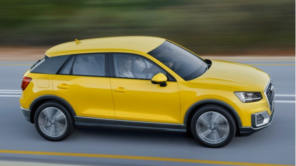 Audi Q2 now offered in top-spec 190bhp petrol trim | CarTrade.com