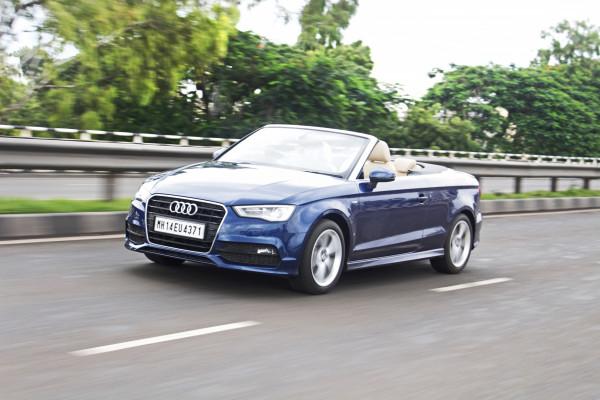Audi A3 Expert Review, A3 Road Test - 206284 | CarTrade