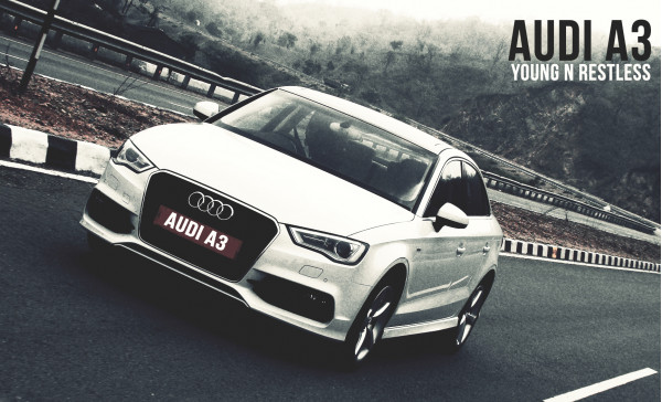 Audi A3 Expert Review, A3 Road Test - 205956 | CarTrade