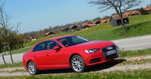 Audi A4 2.0 TDI Review - CarTrade