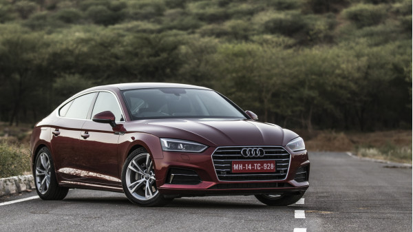 Audi New A5 Expert Review, New A5 Road Test - 206927 | CarTrade