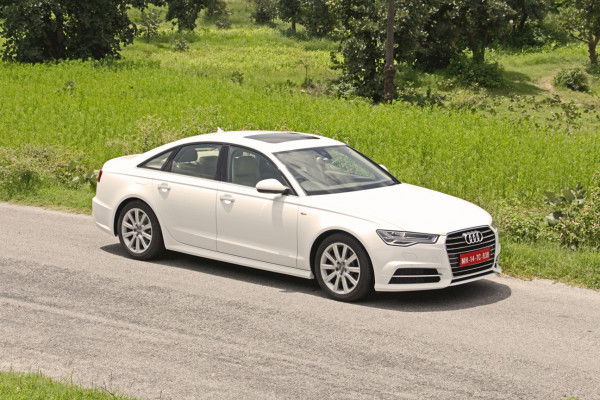 Audi A6 Expert Review, A6 Road Test - 206288 | CarTrade