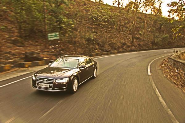 2015 Audi A8L 60 TDI Drive Review - CarTrade