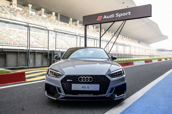 Audi Sportscar Experience 2018