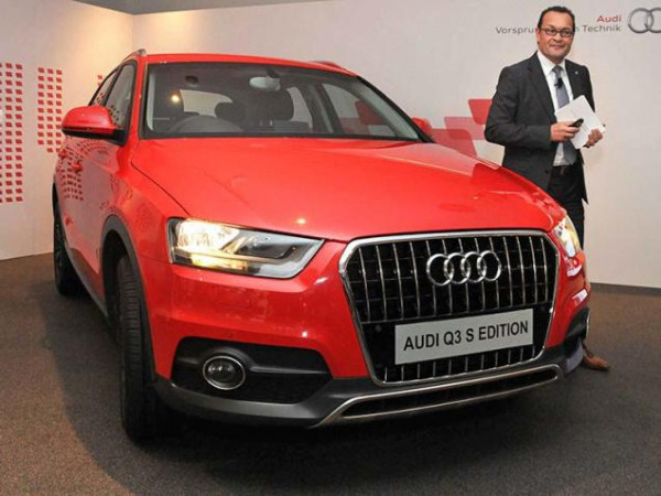 Audi Q3 S clocks 125 bookings on its launch day | CarTrade.com