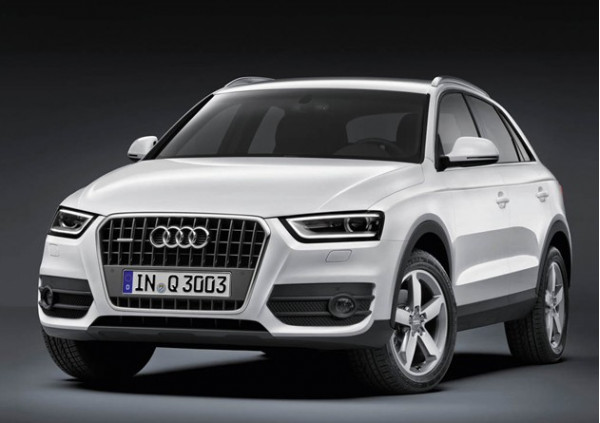 Audi Q3 Sport to be launched in India before 2013 end | CarTrade.com