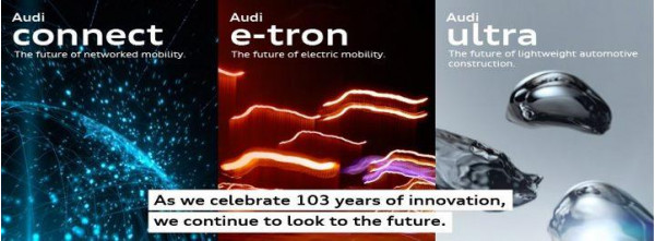 German Luxury Brand, Audi celebrates its 103rd anniversary in India | CarTrade.com