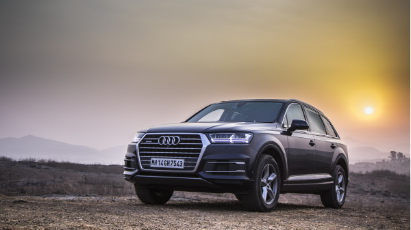 Audi Q7 Expert Review, Q7 Road Test - 206997 | CarTrade