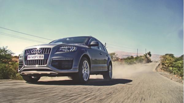 Audi Q7 Images 1