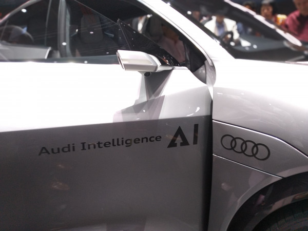 Audis spectacular display of the future in Singapore