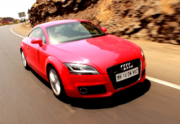 Audi TT Review: The Twin Face - CarTrade
