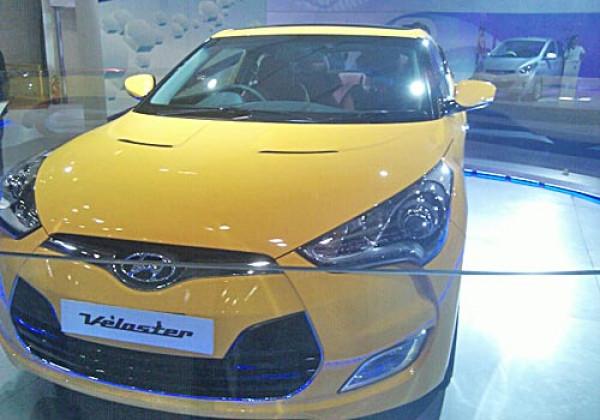 Auto Expo 2012 rewind: Unveiling of the Hyundai Veloster | CarTrade.com