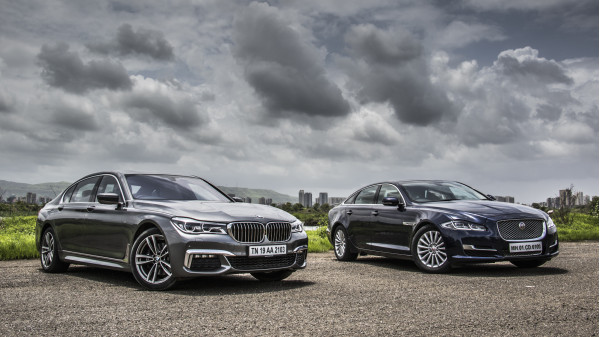 BMW 7 Series vs Jaguar XJ L – Comparison Test