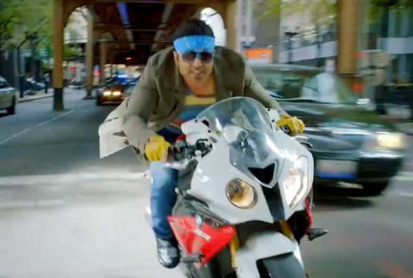 BMW K 1300 R and S 1000 RR: The other stars of Dhoom 3 | CarTrade.com