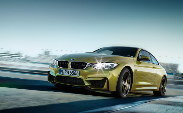 BMW M4 Coupe launching in August | CarTrade.com